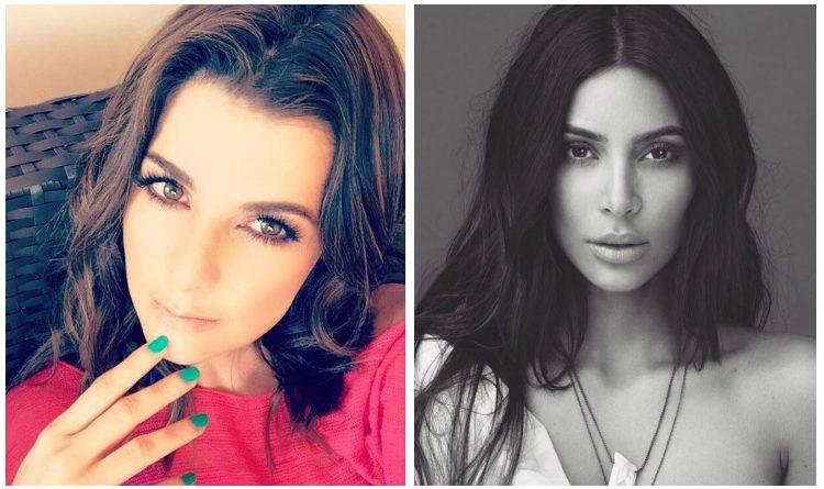 Comparan a la bella Carolina Cruz con las Kardashian, mira por qué