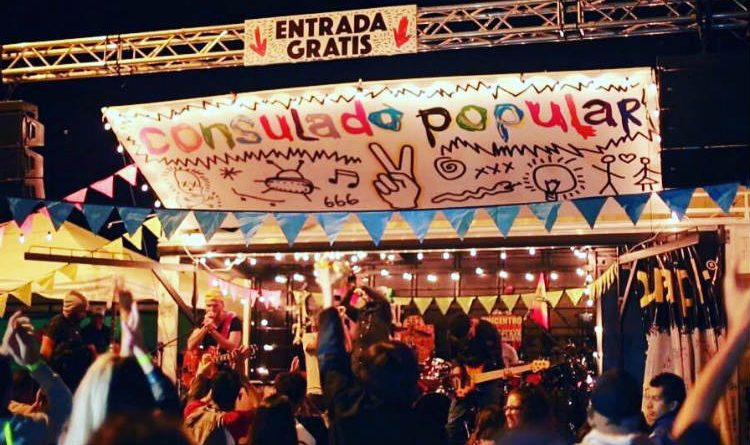 Consulado Popular este domingo en el estreno de 'Somos Música' de Canal Trece