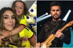 Esta es la 'relación' que hay entre Daniela Ospina y Juanes