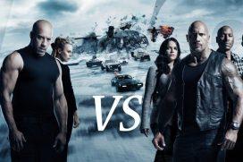 Actor de Rápido y Furioso amenaza con dejar la saga si vuelve 'La Roca'
