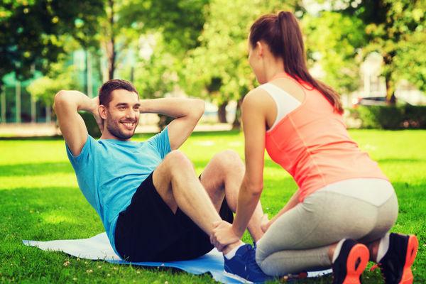 hombre-mujer-ejercicio
