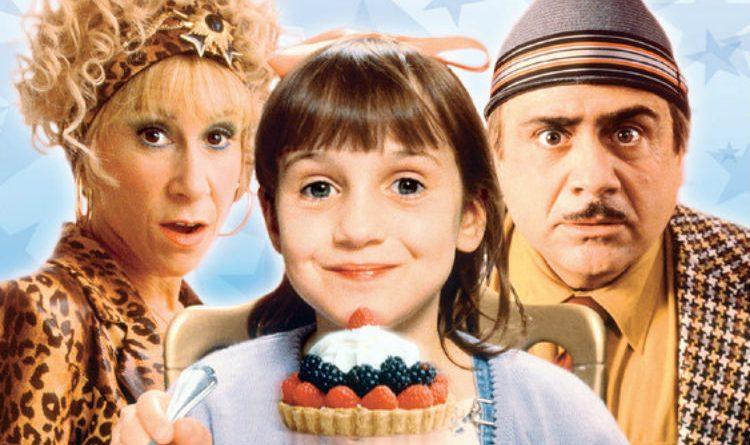 ¿Recuerdas la película 'Matilde'? Luego de 21 años se volvieron a encontrar