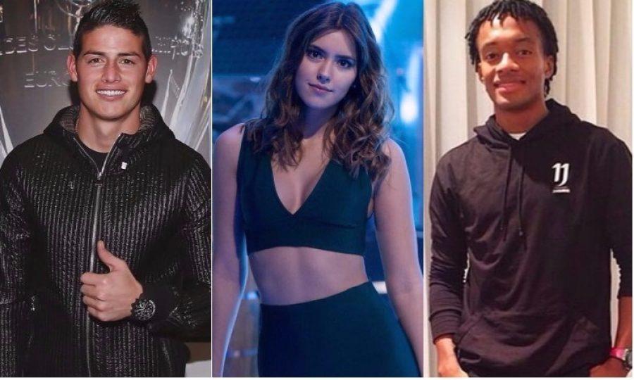 ¿Qué une a Paulina Vega, James y Cuadrado por estos días? ¡La razón te llenará de orgullo!