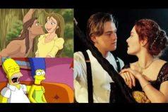 Las 8 parejas más disparejas del cine y la televisión