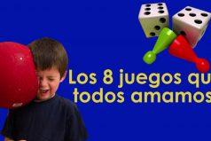 Los 8 juegos que marcaron nuestra infancia, ¡recordar es vivir!