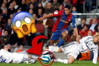 Los momentos más inolvidables de Ronaldinho, ¡la locura!