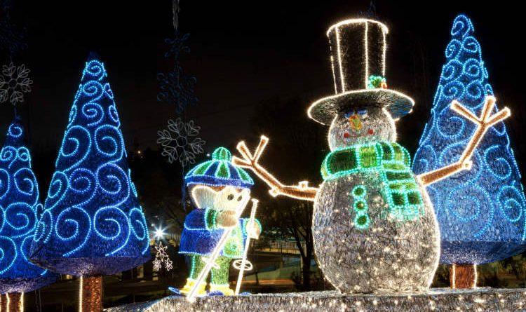 Los alumbrados y 5 razones más para visitar Medellín en esta navidad