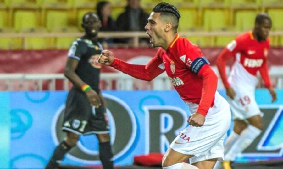 Revive el golazo de Falcao García en la Liga de Francia