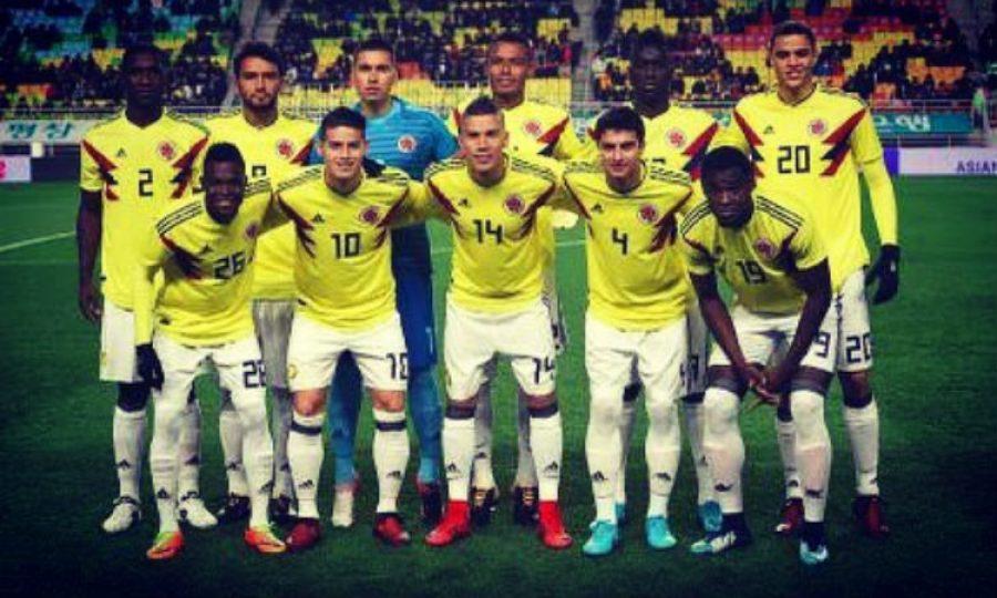 Así quedó la Selección Colombia en el ranking de FIFA al cerrar el año