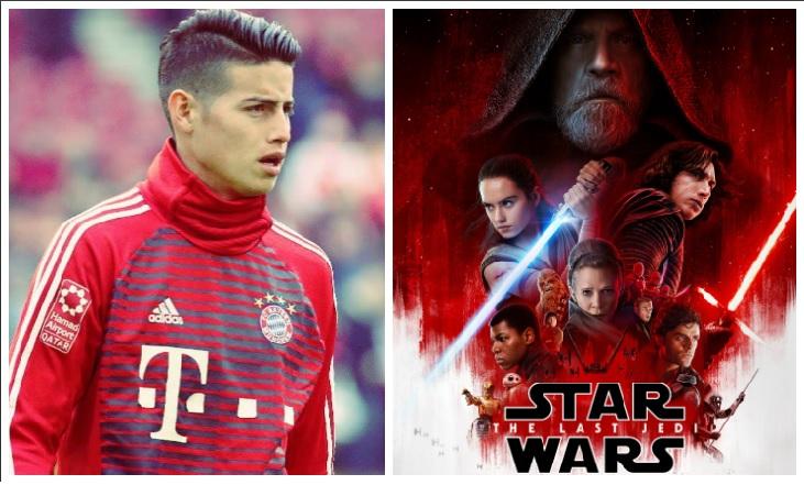 James es catalogado como un Jedai en el Bayern