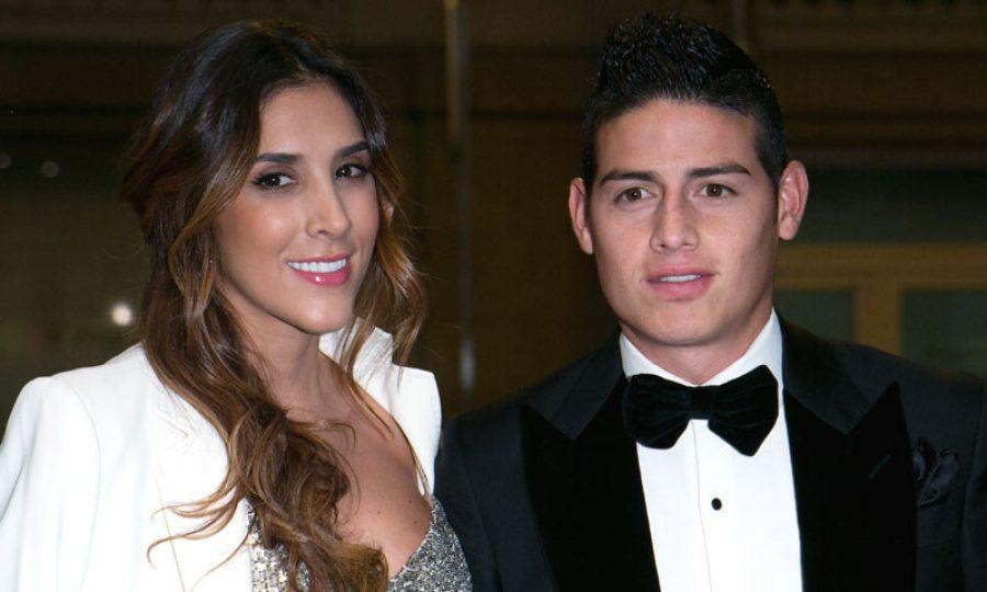 """La ex de James habla de """"su nueva pareja"""", ¡una foto hermosa!"""