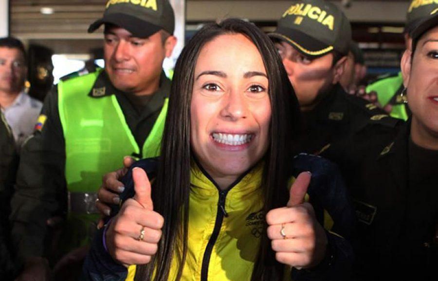 Esto ocurrió en boda de Mariana Pajón en Medellín, ¡de lujo!