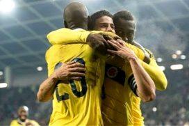 El camino que tendrá Colombia para llegar a cuartos de final en Rusia 2018