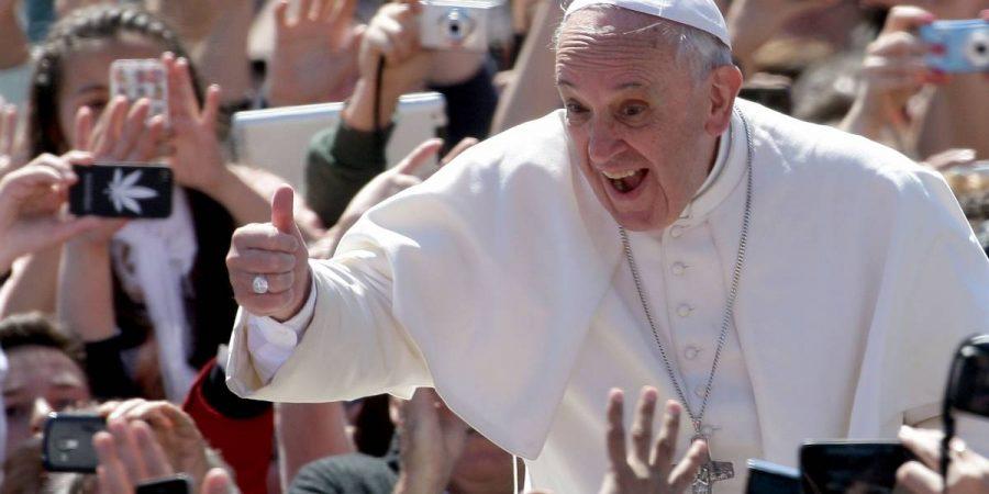 El Papa no deja de sorprendernos, ¡Francisco dio consejos para conseguir NOVIO!