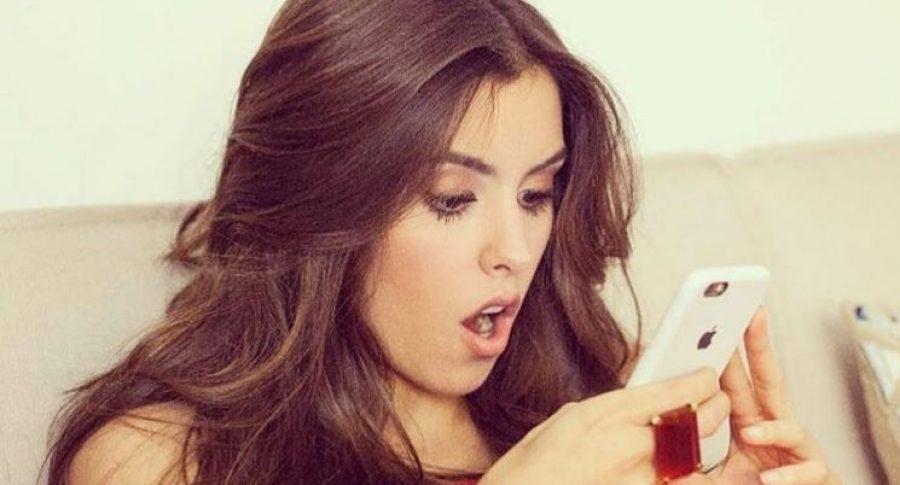 Paulina Vega se aburrió de los seguidores groseros y lanzó esta amenaza