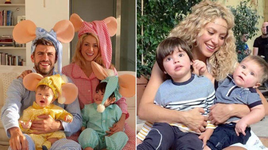 Shakira viajó a EE. UU. para ver a uno de los mejores cirujanos