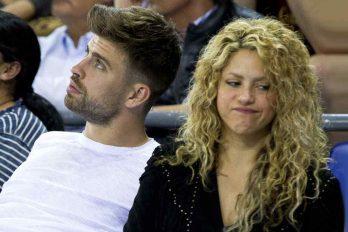 Shakira enferma y Pique de fiesta con varias mujeres, ¿será verdad?