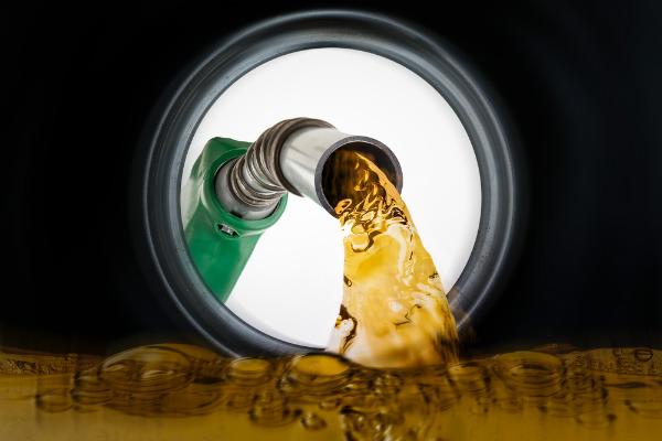 Llenar el carro de combustible