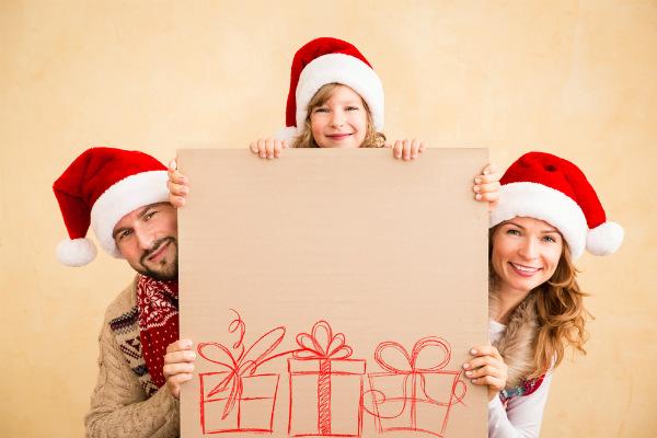 Que la navidad saque lo mejor de ti