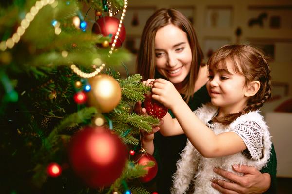 Inspírate en la navidad