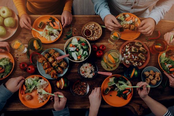 ¿Hay un mejor plan que comer?
