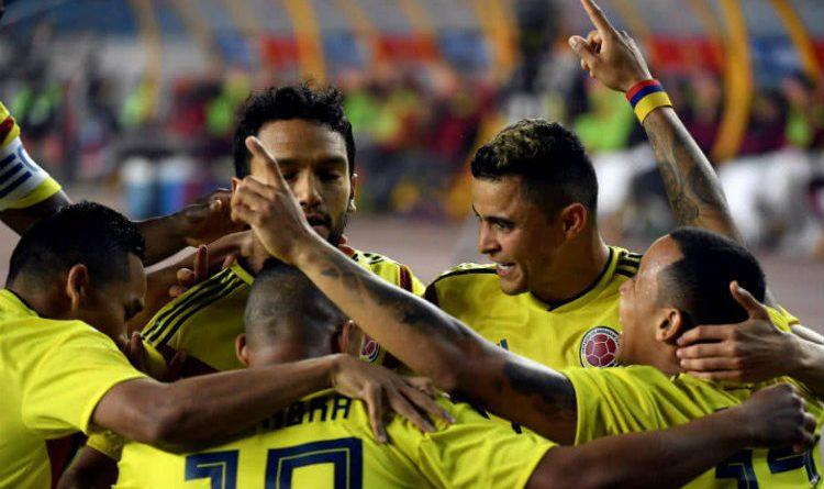 Estos serían los rivales de Colombia previo al Mundial