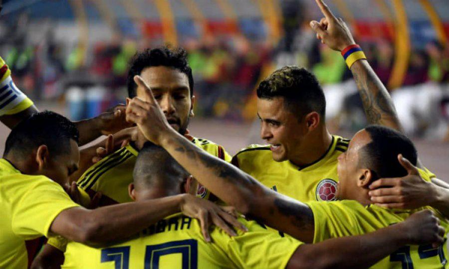 Estos serían los partidos amistosos de Colombia previo al Mundial