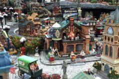 Visita la hermosa Villa Navideña que se instaló en uno de los centros comerciales de Bogotá