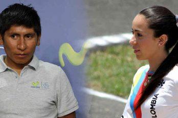Mariana Pajón se despachó contra quienes critican a los deportistas colombianos, ¡tiene toda la razón!