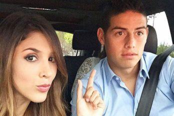 Daniela Ospina se dejó conquistar del movimiento árabe