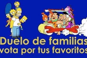 ¿Las recuerdas? Vota ya por tu familia favorita