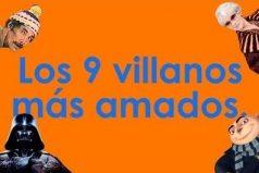 Los 9 villanos más amados del mundo ¿los recuerdas?