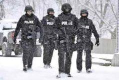 Los policías que decidieron jugar con los ciudadanos, ¡gracioso!