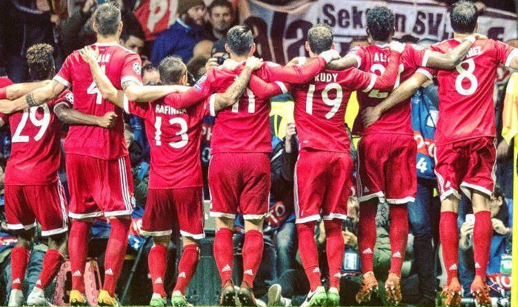 El Bayern vendrá a jugar a Colombia