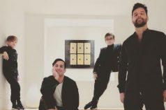 Conoce la hermosa casa de Ricky Martin en Los Ángeles. ¡Es de ensueño!