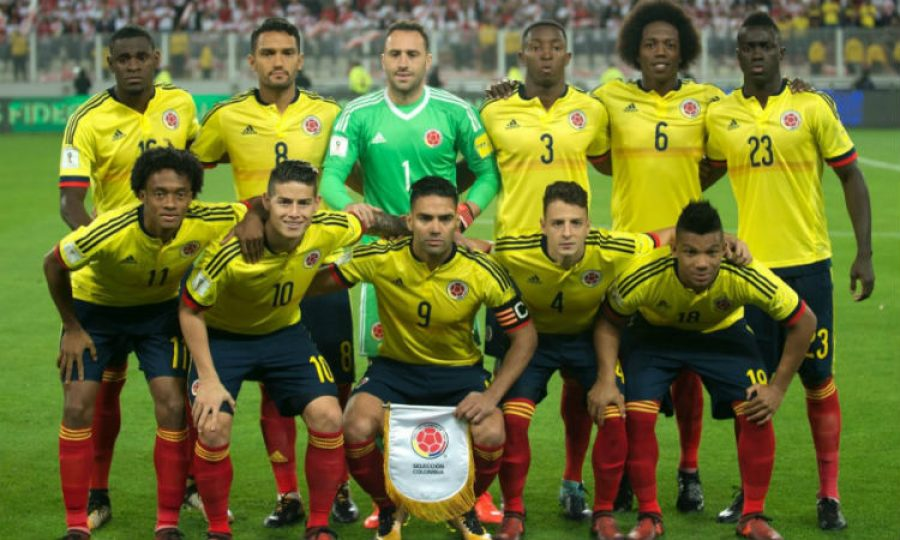 Confirmadas fechas de los partidos amistosos de Colombia