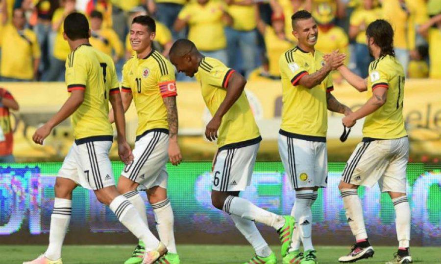 La Selección Colombia arranca con pie derecho este 2018