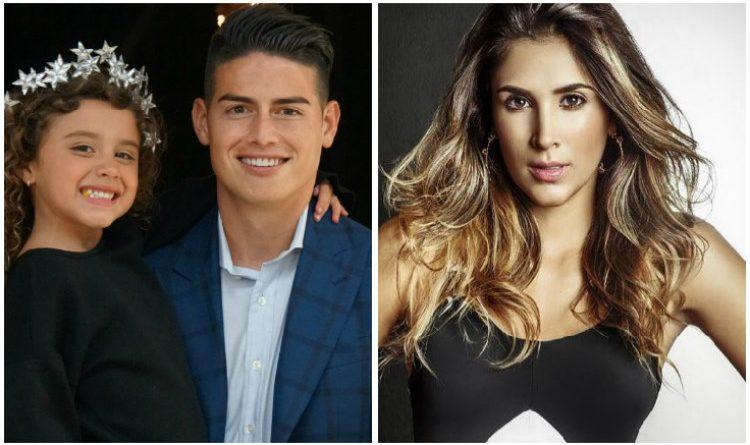 James Rodríguez reveló esto de Daniela Ospina y Salomé