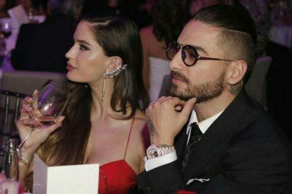 ¿Quién es Natalía Barulích, la hermosa novia de Maluma?