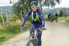 Nairo Quintana demostró una vez más su humildad. ¡Cumplió el sueño de un admirador!
