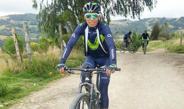 """""""En bicicleta también se hace patria"""": Nairo Quintana"""