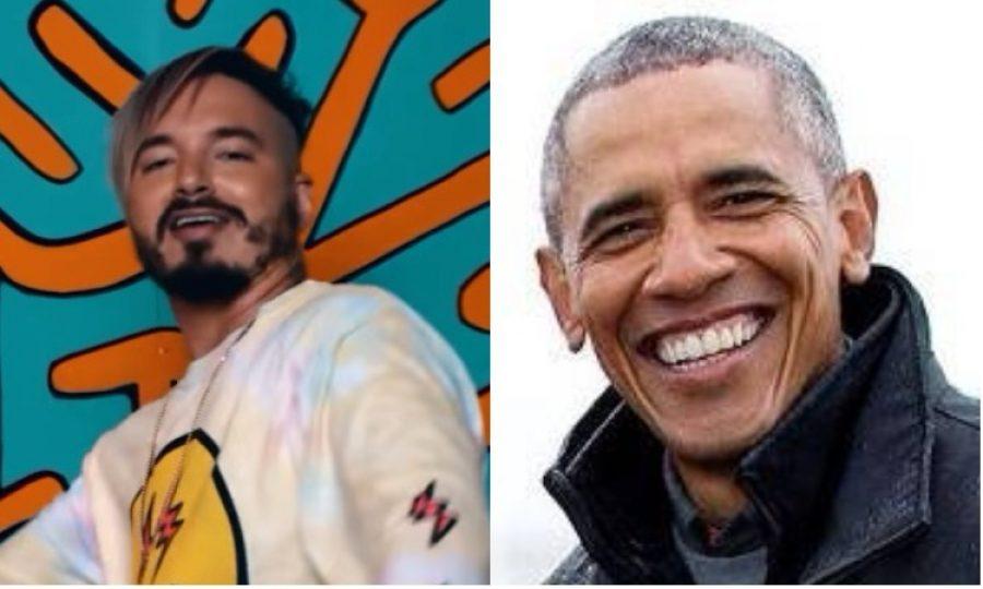 Una canción de J Balvin fue la favorita de Obama durante el 2017