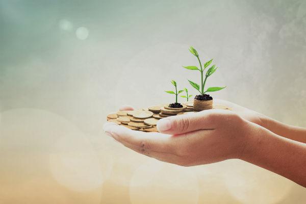Invierte el dinero que te ofrecen