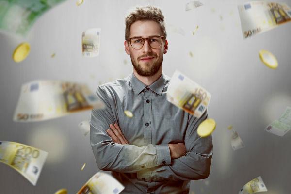 Participas en concursos y sorteos