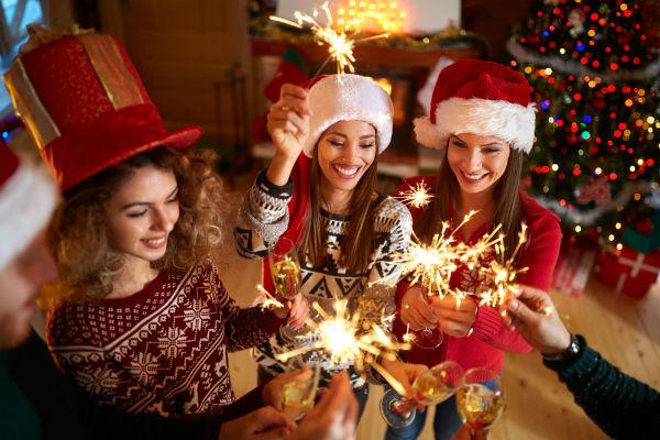 ¿A cuál de todos les gusta más la navidad?