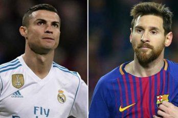 Ronaldo superó a Messi. ¡No podrás creer por cuántos goles!