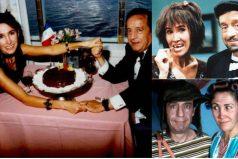 Así fue el amor entre 'Chespirito' y Florinda Meza. ¡Hermosa historia!