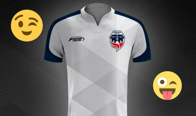 La camiseta de fútbol con 'emojis' de la que no se para de hablar en redes sociales