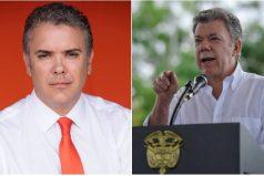 El trino que molestó a Juan Manuel Santos. ¿Tiene razón Iván Duque?