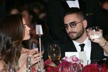 El sello de amor entre Maluma y su novia. ¿Harías algo así con tu pareja?